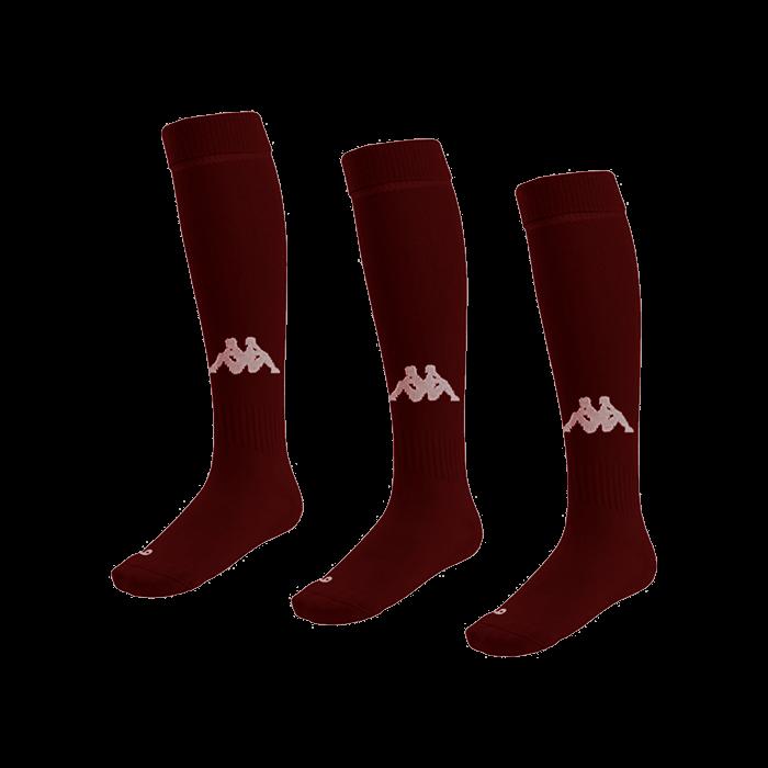 Chaussettes rouge FCFB