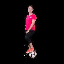 Legging 3/4 Femme noir FCFB