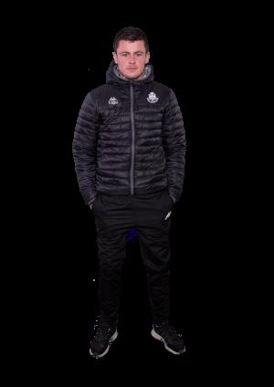 Doudoune Homme noir FCFB