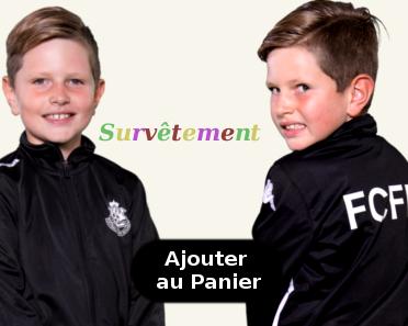 Survêtement Enfants FCFB