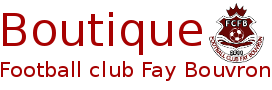 Boutique Football Club Fay Bouvron